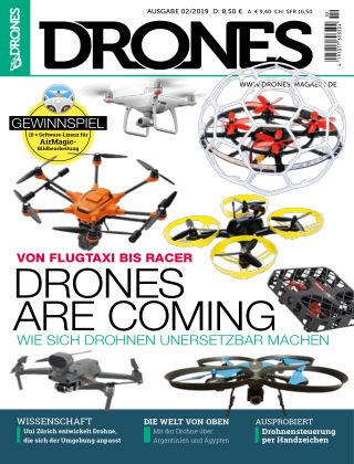 Drones 02/2019