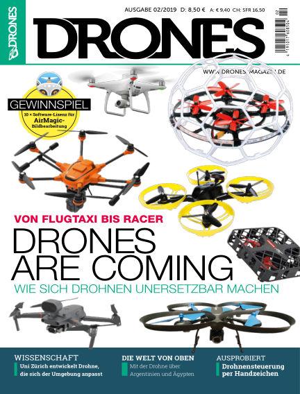 Drones March 28, 2019 00:00