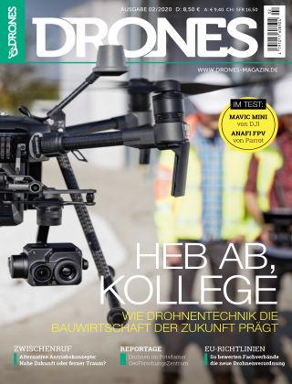 Drones 02/2020
