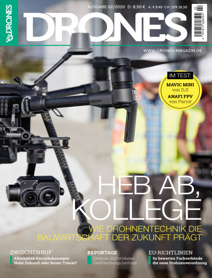 Drones January 16, 2020 00:00