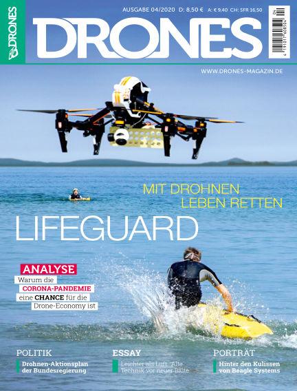 Drones July 30, 2020 00:00