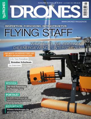 Drones 01/2021