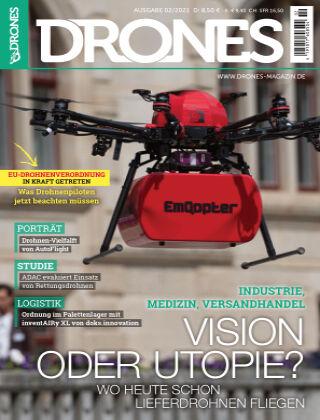 Drones 02/2021