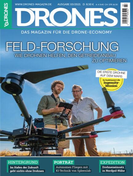 Drones April 29, 2021 00:00