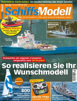 SchiffsModell 01-02/2016