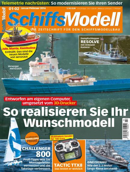 SchiffsModell January 07, 2016 00:00