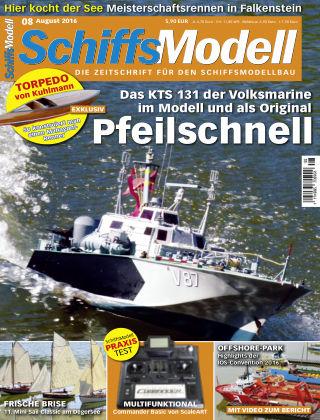 SchiffsModell 08/2016