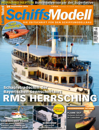 SchiffsModell 09/2016