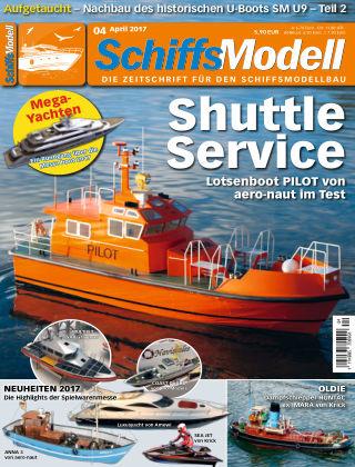 SchiffsModell 04/2017