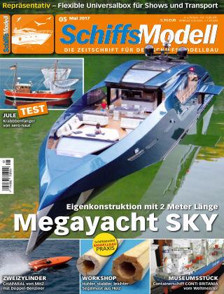 SchiffsModell 05/2017