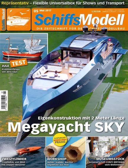 SchiffsModell April 07, 2017 00:00
