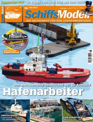 SchiffsModell 06/2017