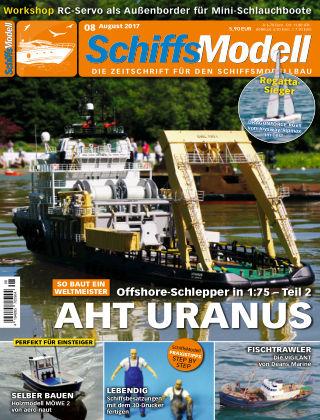 SchiffsModell 08/2017