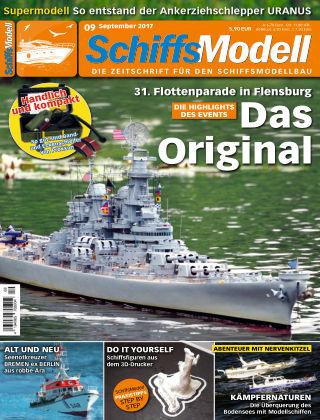 SchiffsModell 09/2017