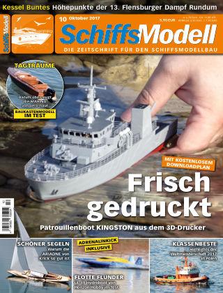 SchiffsModell 10/2017