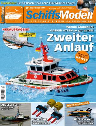 SchiffsModell 12/2017
