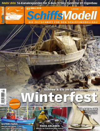 SchiffsModell 03/2018