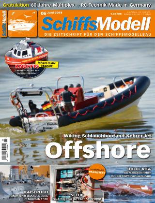 SchiffsModell 06/2018