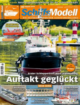 SchiffsModell 08/2018