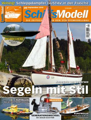 SchiffsModell 09/2018