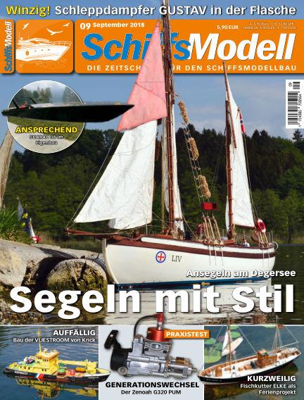 SchiffsModell August 16, 2018 00:00