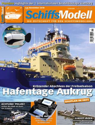 SchiffsModell 11/2018