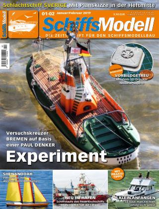 SchiffsModell 01-02/2019