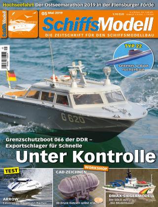SchiffsModell 05/2019