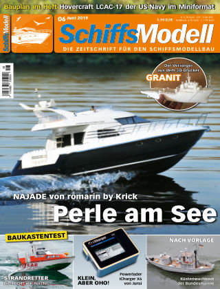 SchiffsModell 06/2019