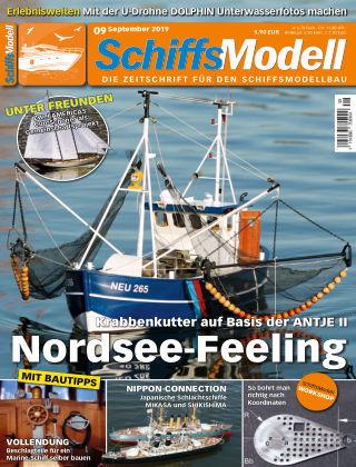 SchiffsModell 09/2019