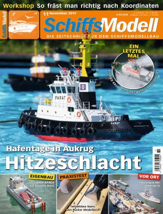 SchiffsModell 11/2019