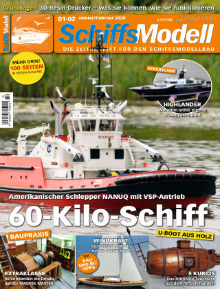 SchiffsModell 01-02/2020