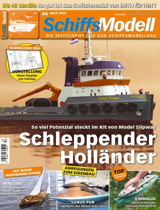 SchiffsModell 04/2020