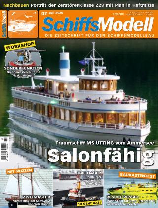SchiffsModell 07/2020