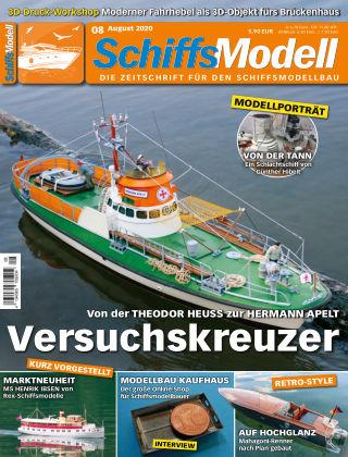 SchiffsModell 08/2020
