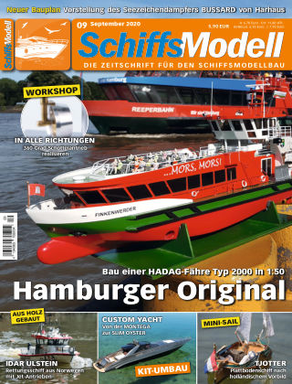 SchiffsModell 09/2020