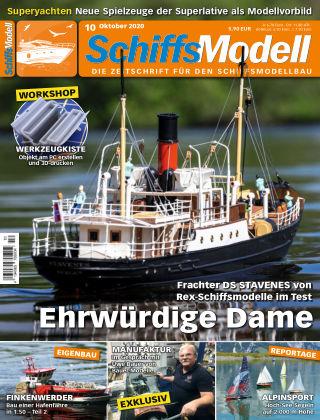 SchiffsModell 10/2020
