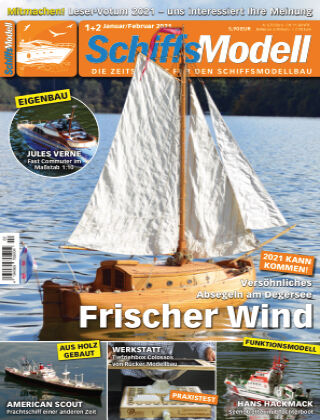 SchiffsModell 01-02/2021