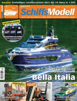 SchiffsModell 04/2021