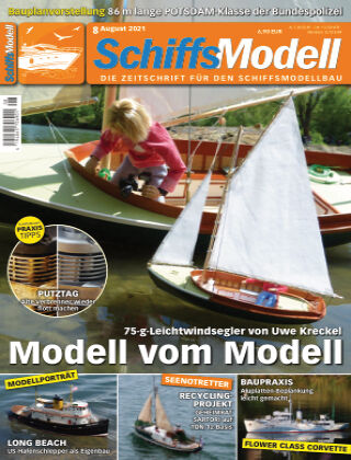 SchiffsModell 08/2021