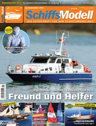 SchiffsModell 09/2021