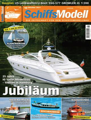 SchiffsModell 10/2021