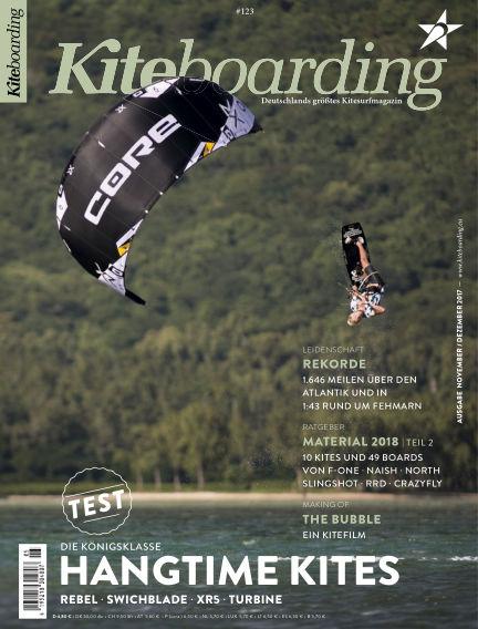 Kiteboarding October 06, 2017 00:00