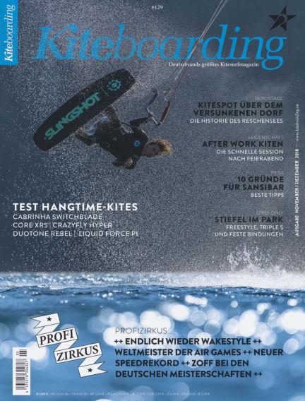 Kiteboarding October 05, 2018 00:00