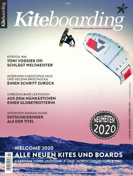 Kiteboarding August 23, 2019 00:00