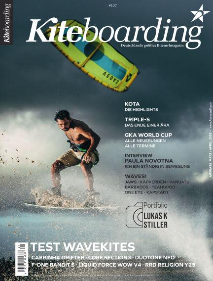 Kiteboarding February 28, 2020 00:00