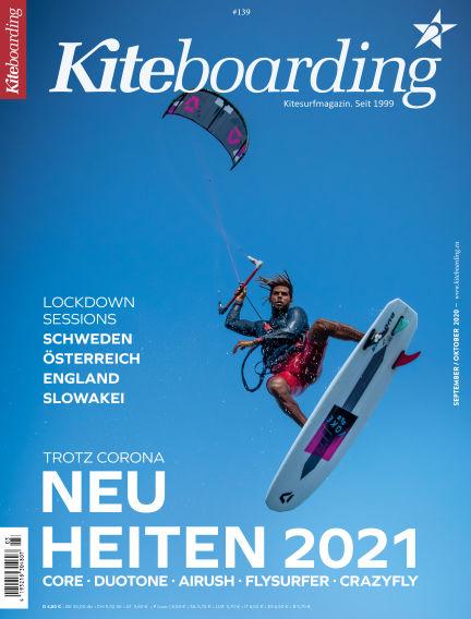 Kiteboarding August 19, 2020 00:00
