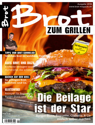 Brot Grill-Special 2018