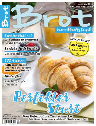 Brot Frühstück-Special