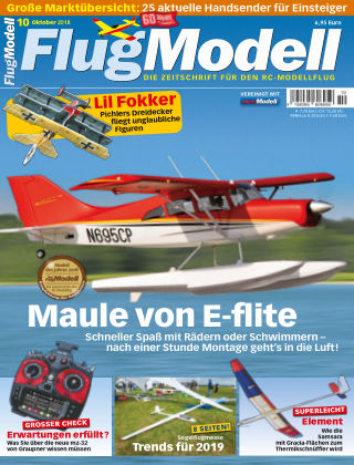 FlugModell 10_2018